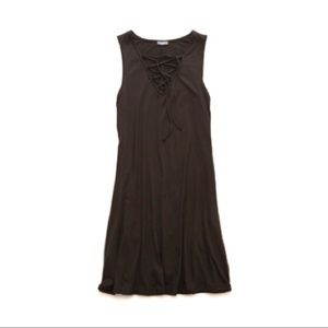NWOT Aerie lace up tank dress